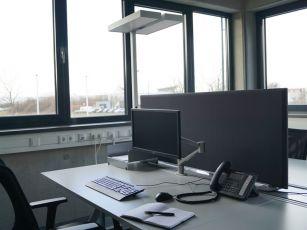 Pöytä-äänenvaimentimet / väliseinät