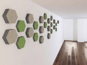 """Hexagon-setti """"Mix and Match"""""""